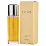 Calvin Klein Escape: A Getaway Scent, by Air and Water