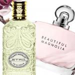 Magnolia in New Perfumes: Etro White Magnolia and Beautiful Magnolia Estee Lauder