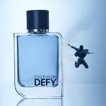 Richard Madden For CALVIN KLEIN DEFY, A New Fragrance For Men