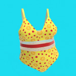 Scented Swimsuits Show Renewed Value Of Novelty