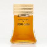 A Little-Known Cardin Perfume: Singulier de Pierre Cardin