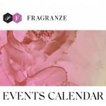 Fragranze 2021: Calendar of Events