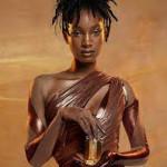 Alien Goddess: Mugler s Lukewarm Tropical Cuddles