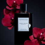 VAN CLEEF   ARPELS: New Orchid Leather   Oud Blanc