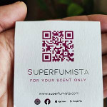 The Superfumista: Bespoke Perfume Service With an App
