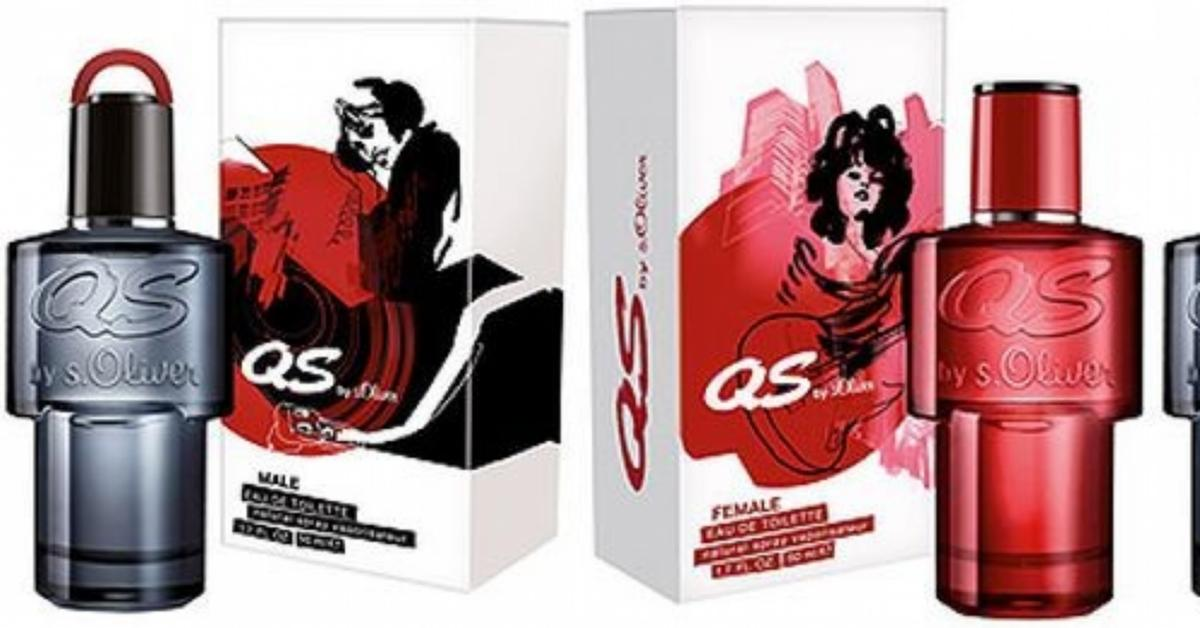 3d55cf26d4f6 QS by s.Oliver Female, QS by s.Oliver Male ~ New Fragrances