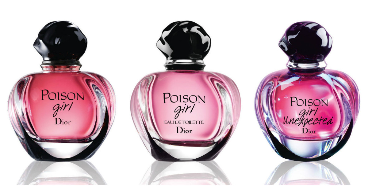 Original Vs Flanker The Three Lives Of Dior Poison Girl Edp Edt And Unexpected Original Vs Flanker