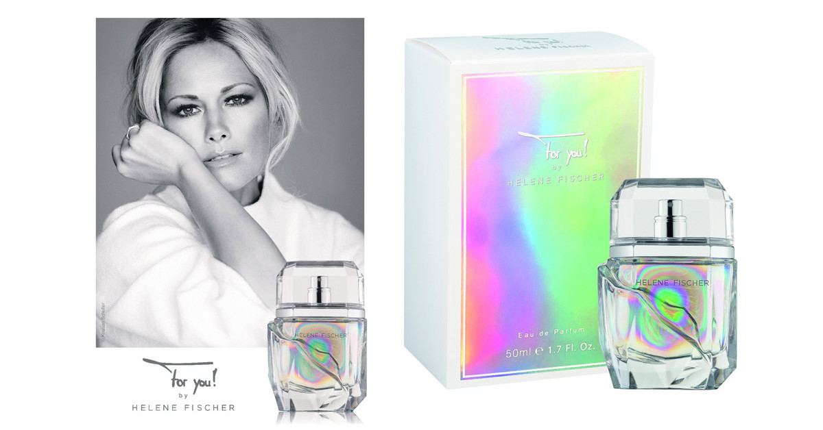 For You By Helene Fischer New Fragrances