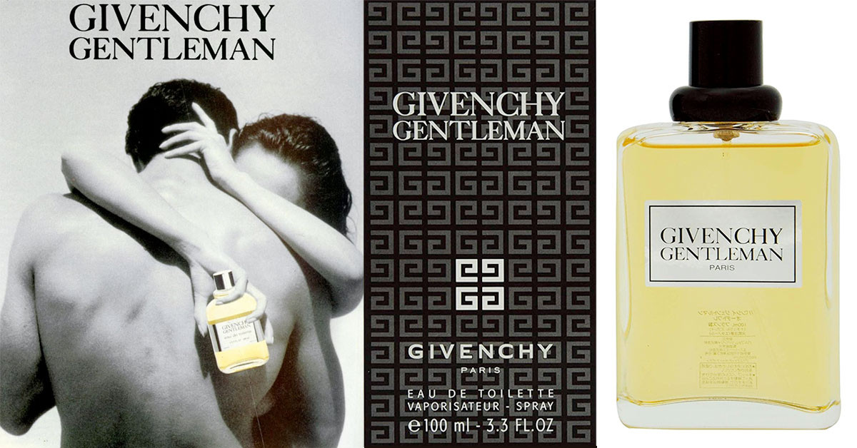 Givenchy Gentleman 1974 From Hippie To Gentleman Fragrance Reviews