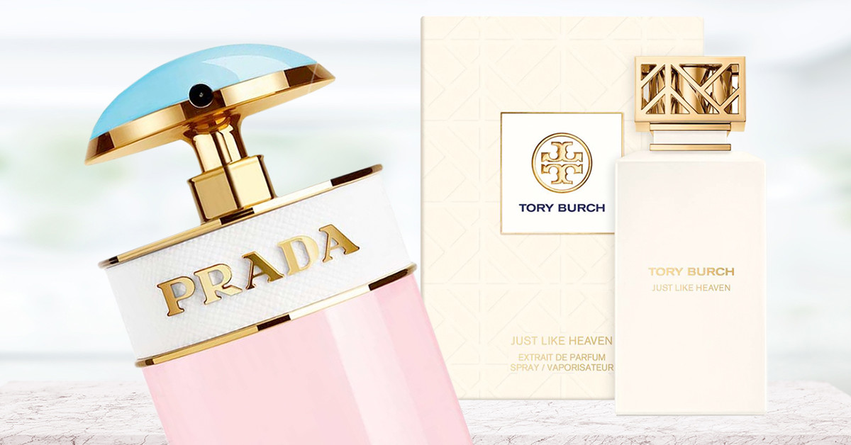 46925b840f8 Now in Stores  Prada Candy Sugar Pop   Tory Burch Just Like Heaven ~ Now in  Stores