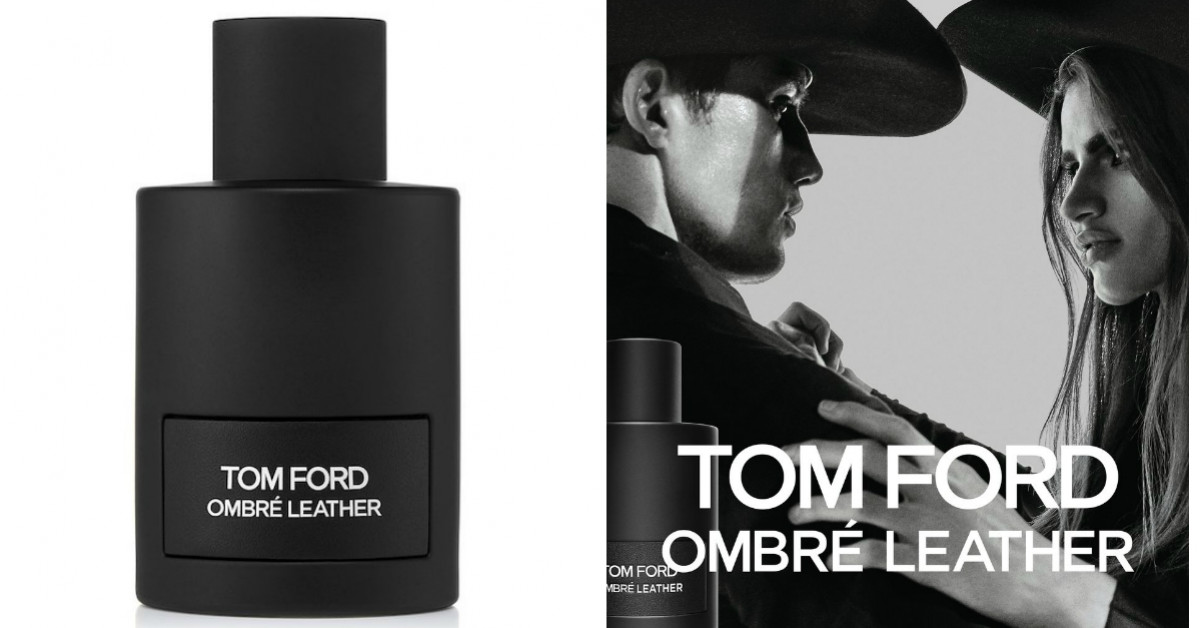 Fragrance Review Tom Ford Ombré Leather 2018 Now In Stores