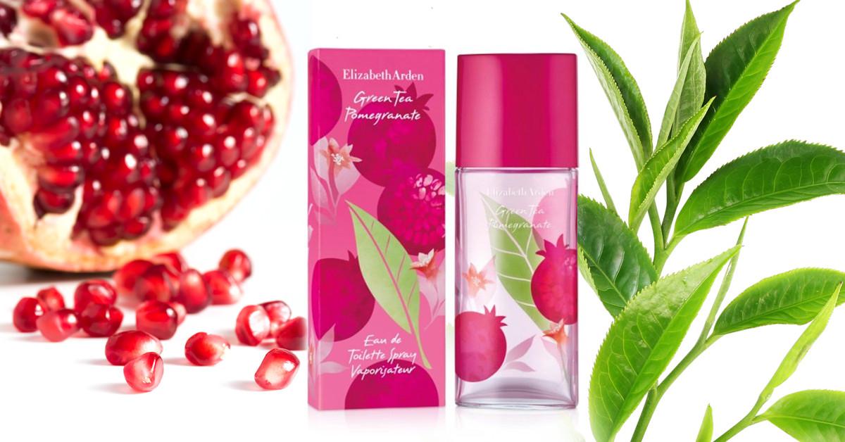 fd57f2108 Elizabeth Arden Green Tea Pomegranate ~ New Fragrances
