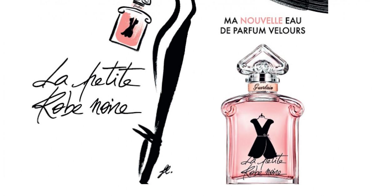 eab91a9cab6 Guerlain La Petite Robe Noire Eau de Parfum Velours ~ New Fragrances