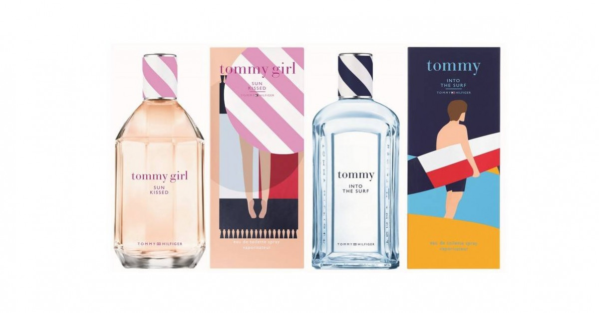 91a978e34 Tommy Hilfiger - Tommy Into The Surf & Tommy Girl Sun Kissed ~ New  Fragrances