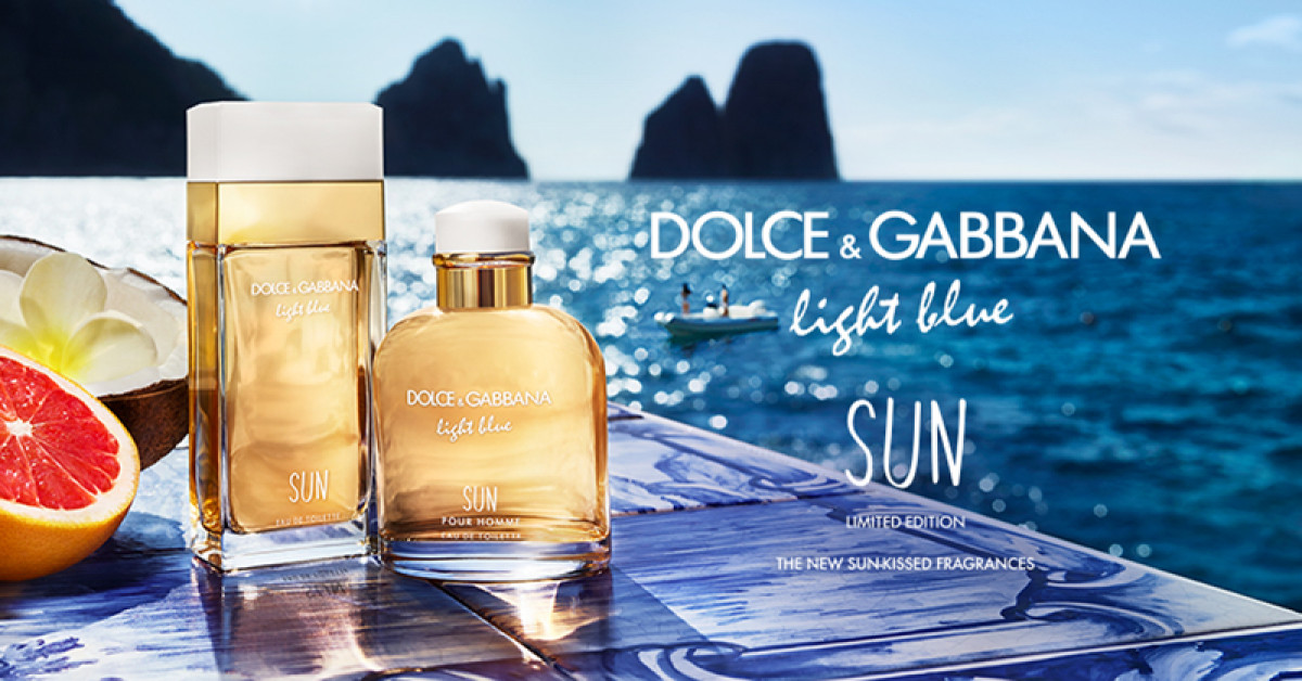 Dolceamp; ~ New Blue Sun Light Gabbana Fragrances OwZiTkXulP