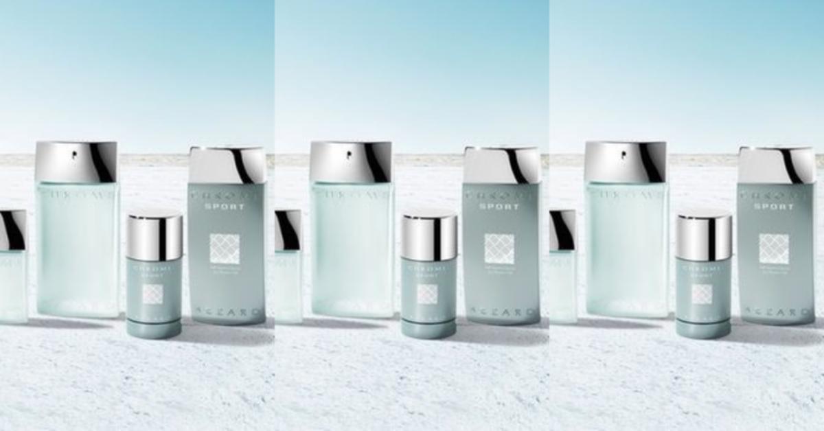 Azzaro Chrome Sport Intro ~ New Fragrances