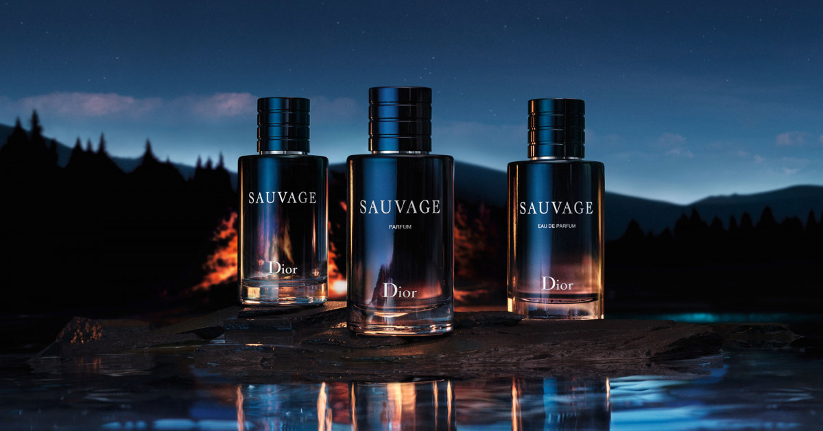 Image result for Dior Sauvage Parfum
