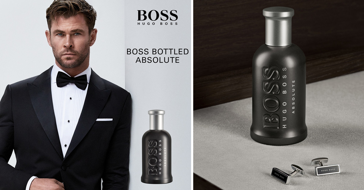 hugo boss absolute