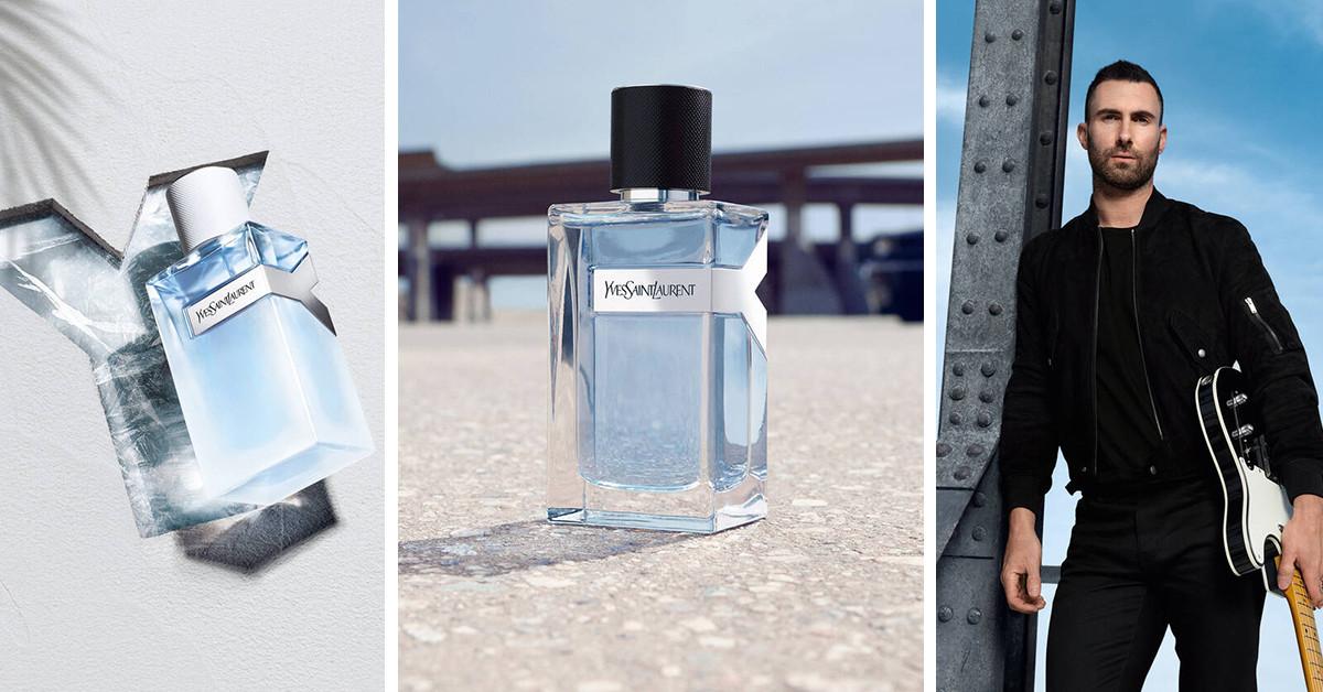 Yves Saint Laurent: Y Eau Fraiche ~ New Fragrances