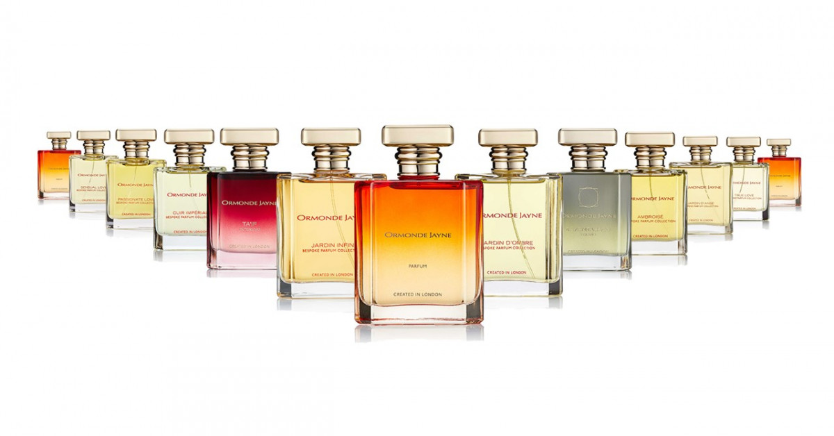 Ormonde Jayne The New Way To Find A Signature Scent Online Fragrance News