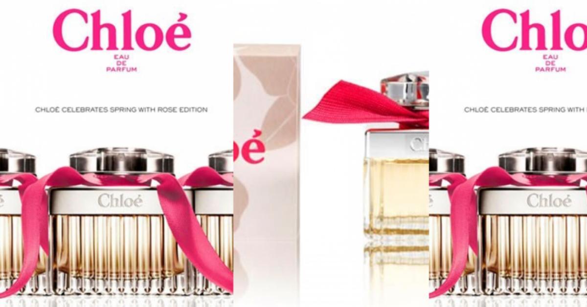 Rose Edition Chloe ~ New Fragrances OZiuPkXT