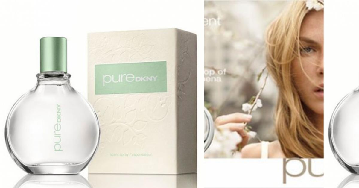 Donna Karan Pure Dkny Verbena New Fragrances