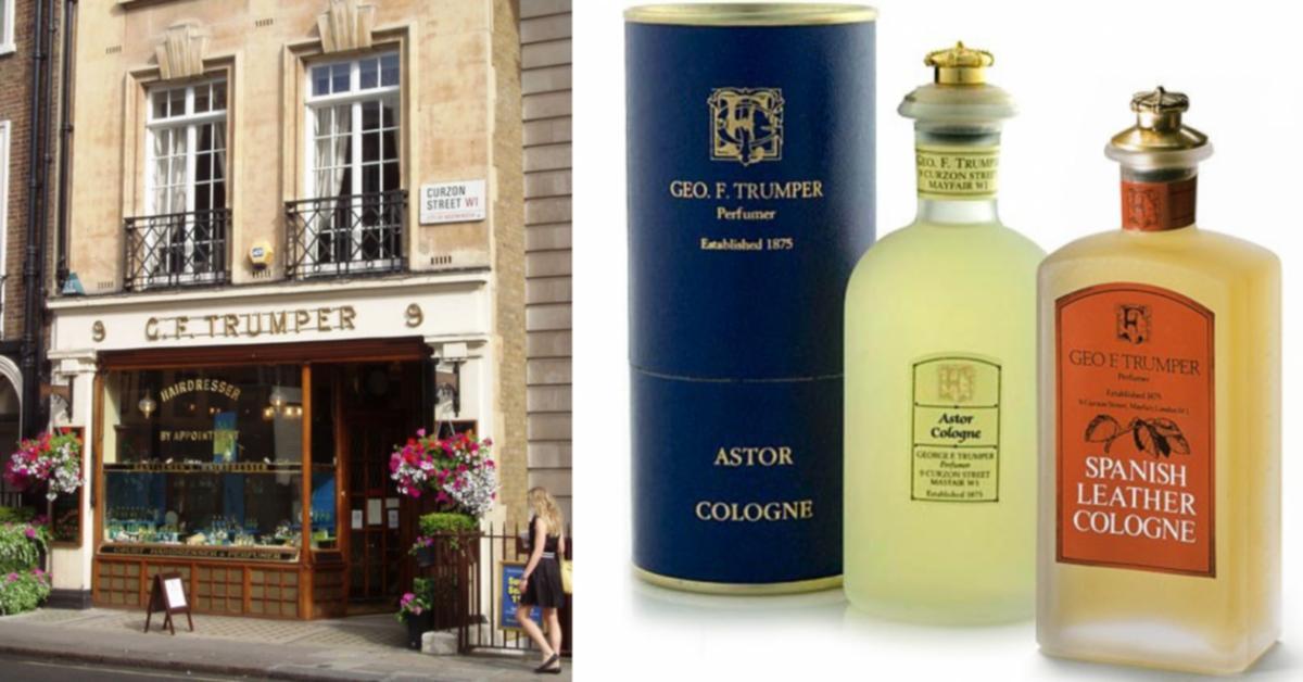 e9dd9fb6f Men s Grooming. Britain. Trumper. ~ Fragrances and Cultures