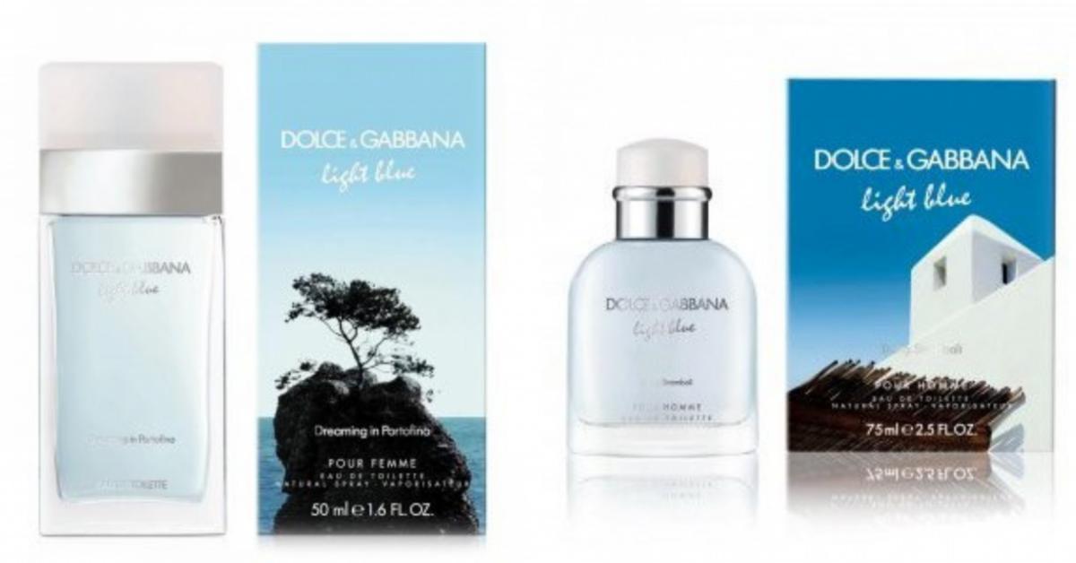 Dreaming amp;gabbana Light Blue Portofino Living And Dolce In v80mNwn