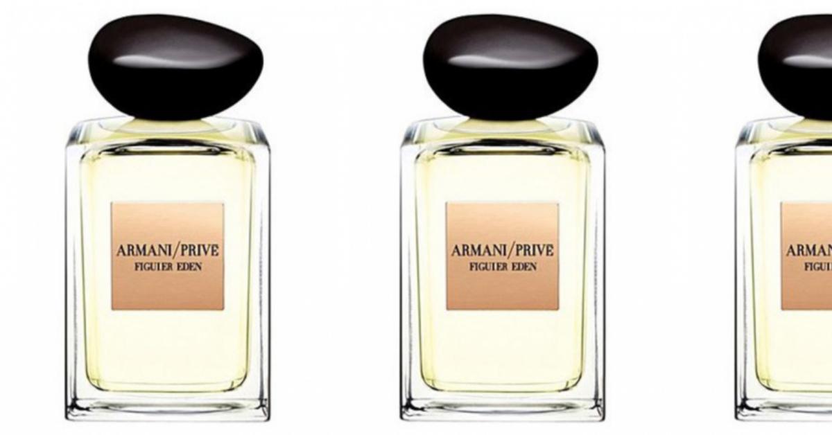 Figuier Eden Prive ~ New Fragrances Armani bygI6v7Yf