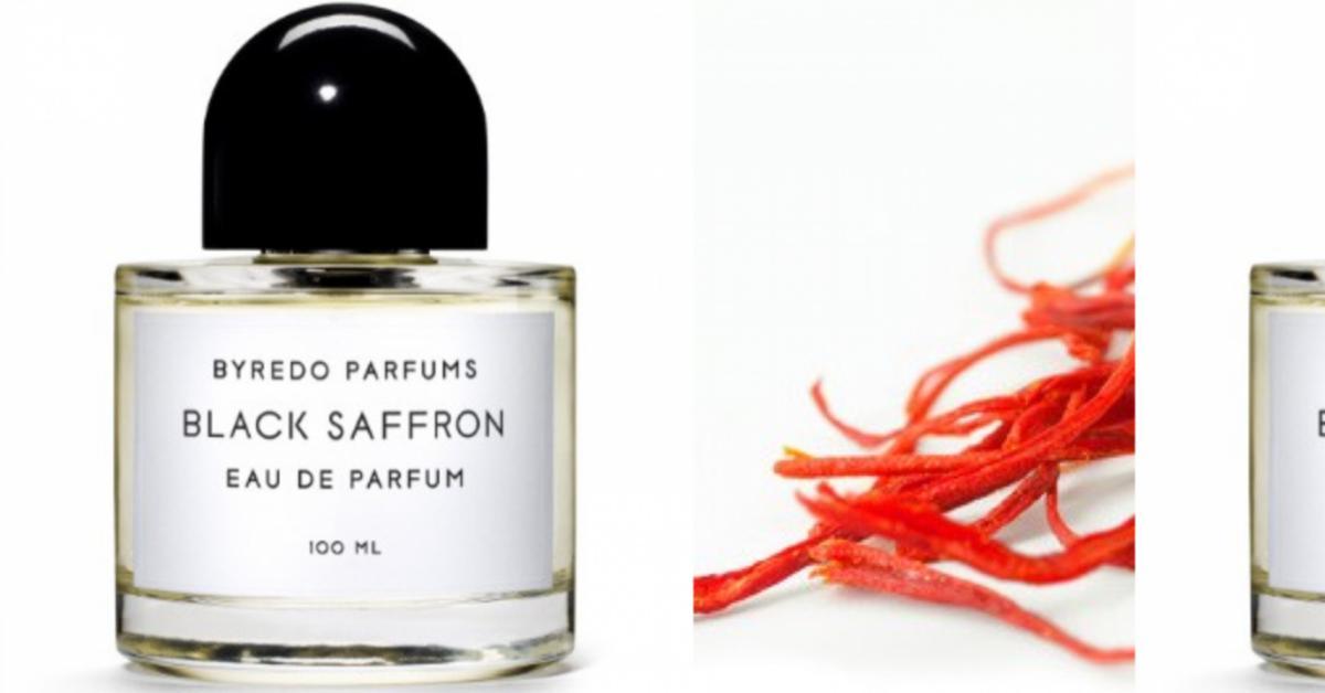 Byredo Black Perfumery ~ Saffron Niche MpSUzVqG