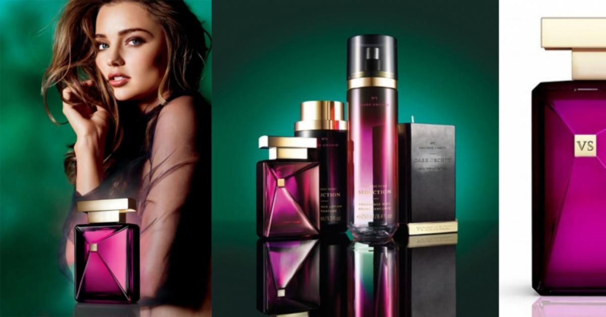 Verwonderlijk Victoria's Secret Seduction Dark Orchid ~ New Fragrances LZ-58