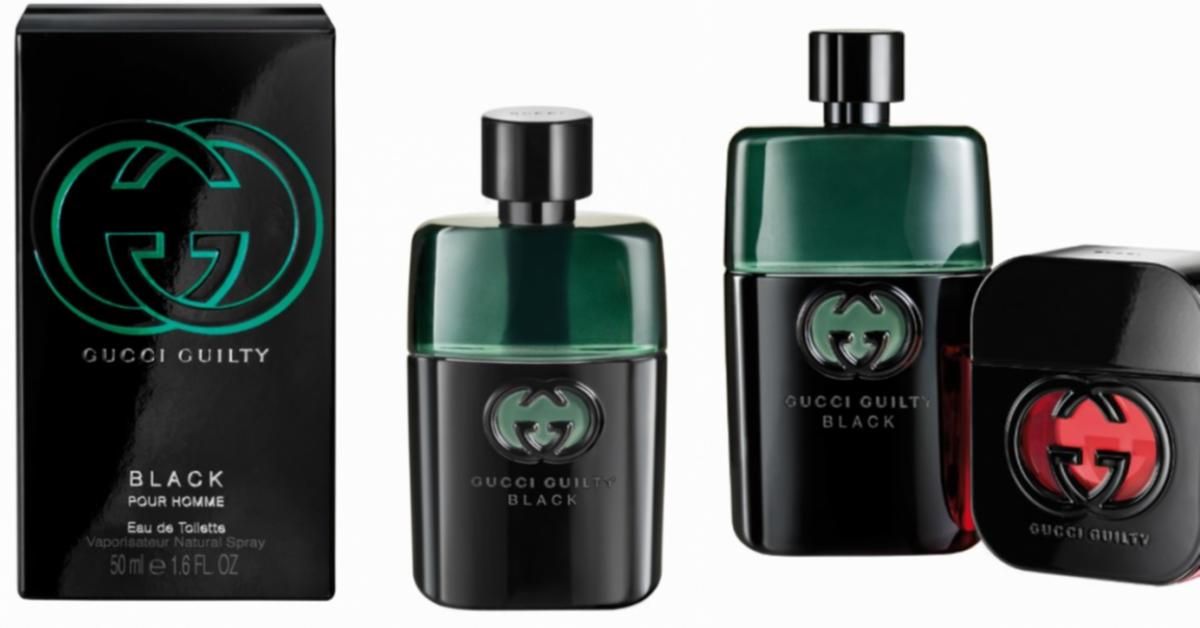 7e2c6a949 Gucci Guilty Black Collection ~ New Fragrances