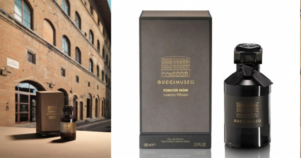 Gucci Museo.Gucci Museo Forever Now New Fragrances