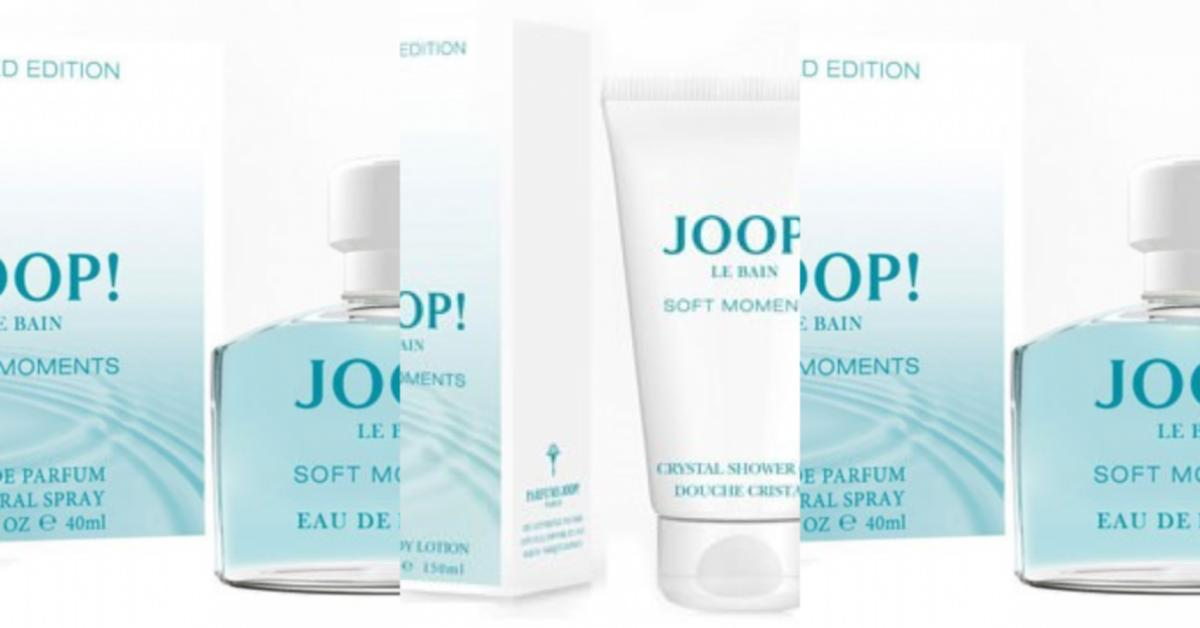 purchase cheap factory authentic sold worldwide Joop! Le Bain Soft Moments ~ New Fragrances