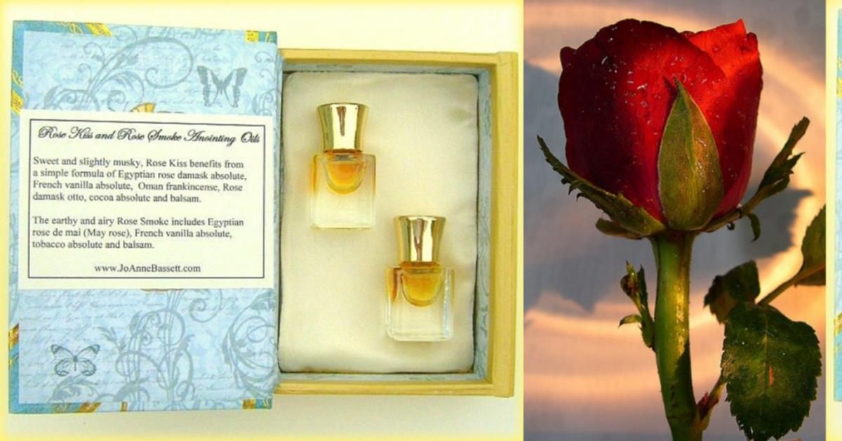Scented Snippets: New Fragrance Review/JoAnne Bassett Rose