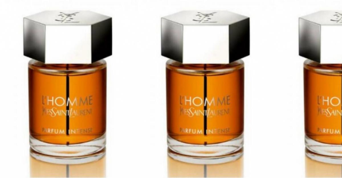 Yves Saint Laurent Lhomme Parfum Intense New Fragrances