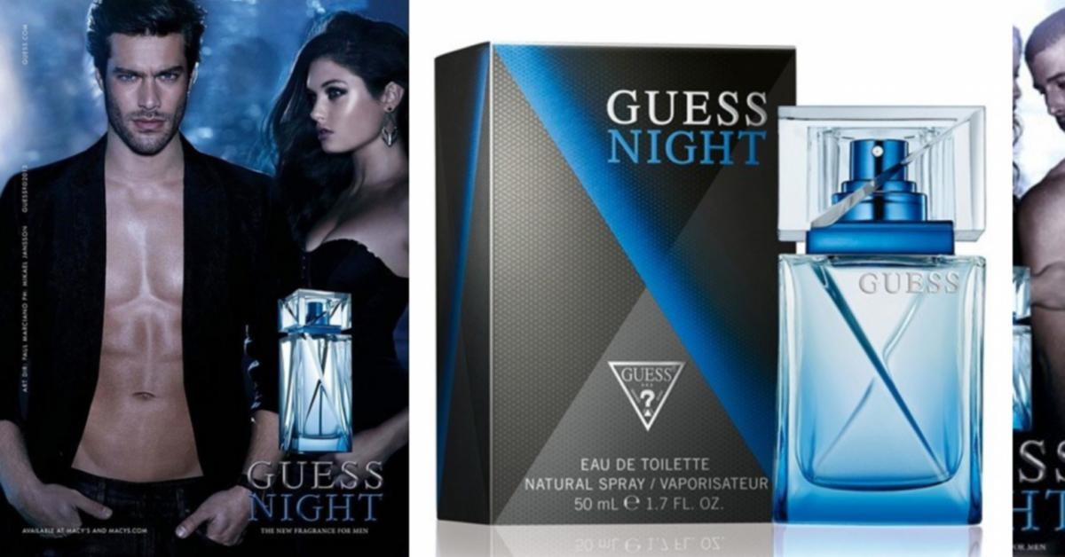 Guess Night ~ New Fragrances