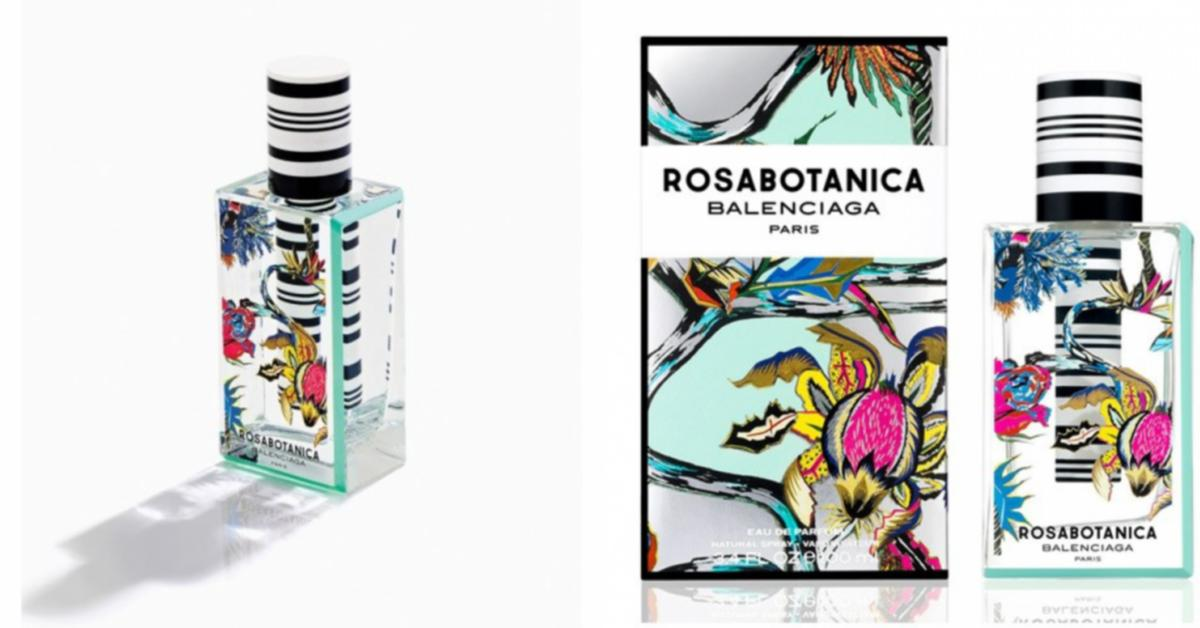 Balenciaga Rosabotanica ~ New Fragrances
