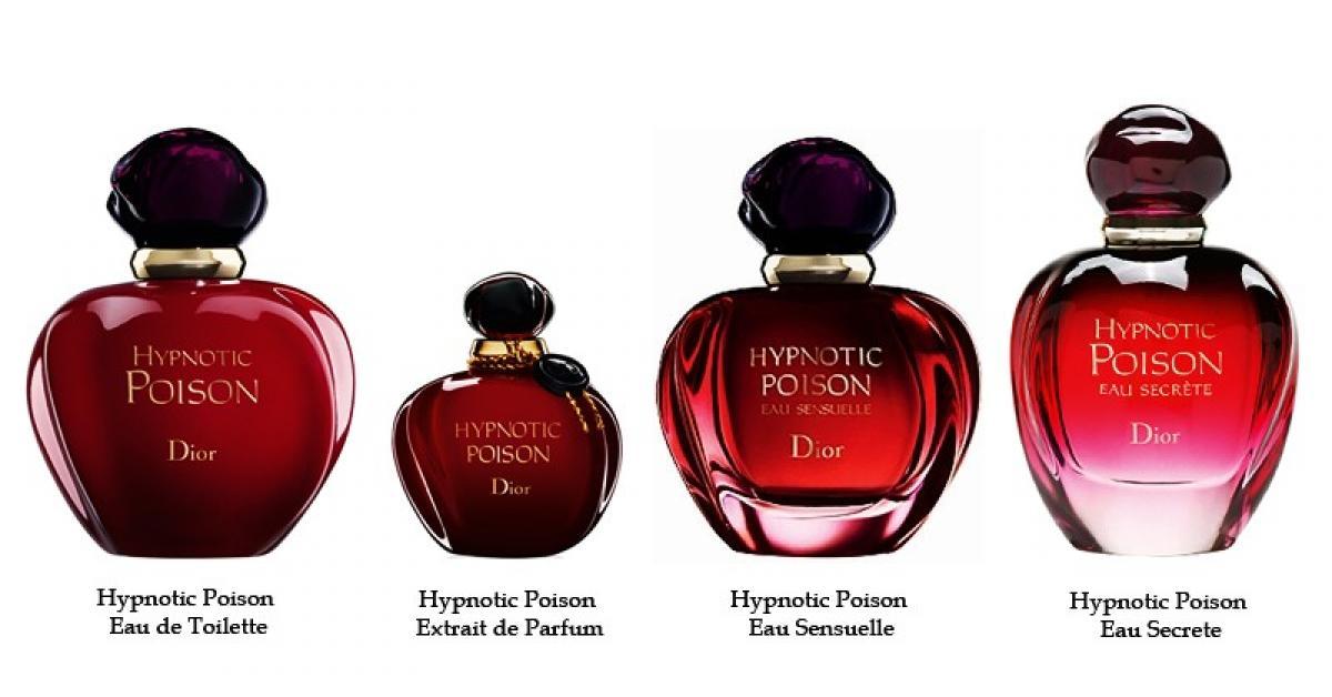Dior Fahrenheit Le Parfum Hypnotic Poison Eau De Parfum New