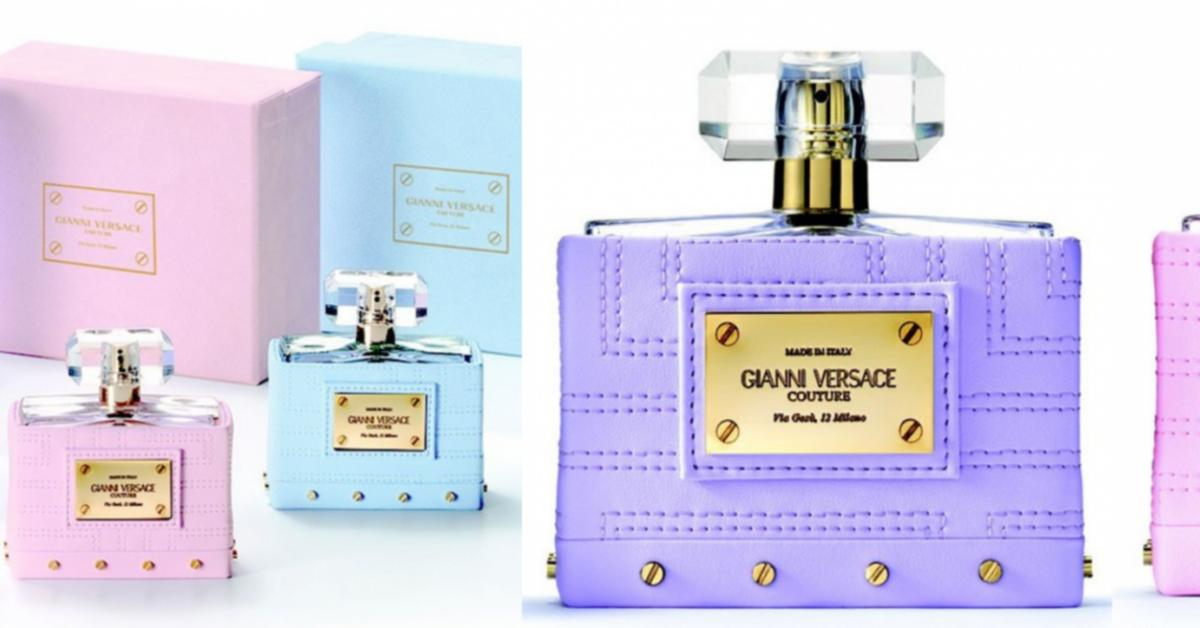 New Versace ~ Fragrances Collection Couture Gianni LUpGqVjSMz
