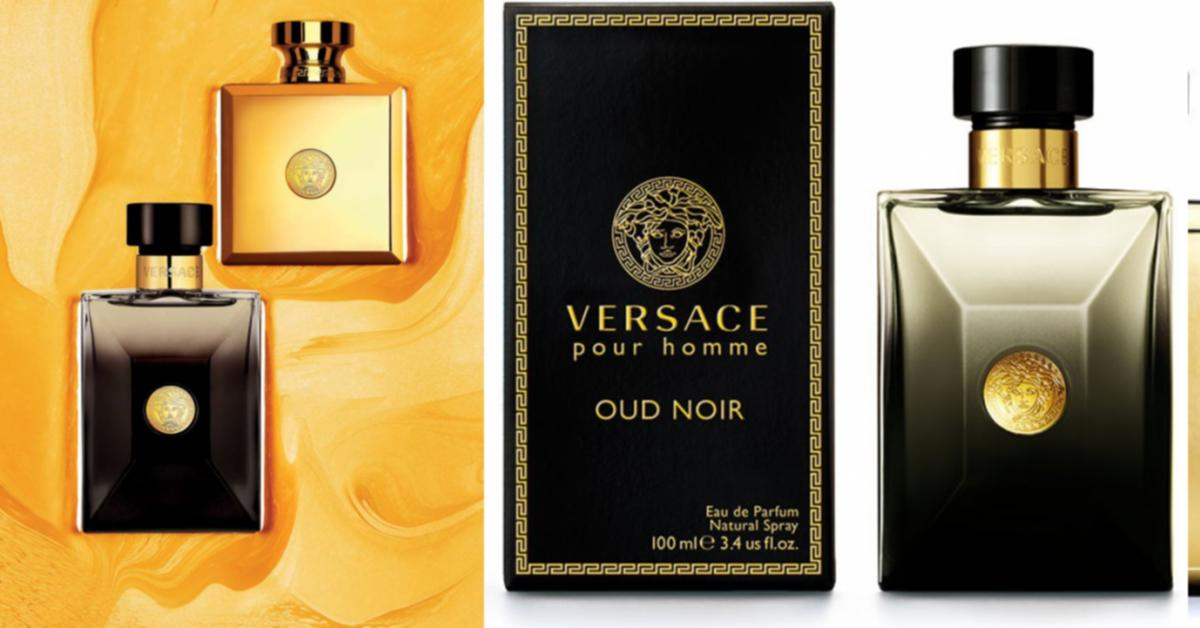 Collection Review ~ Versace Oud Fragrance Reviews TlK1JcF