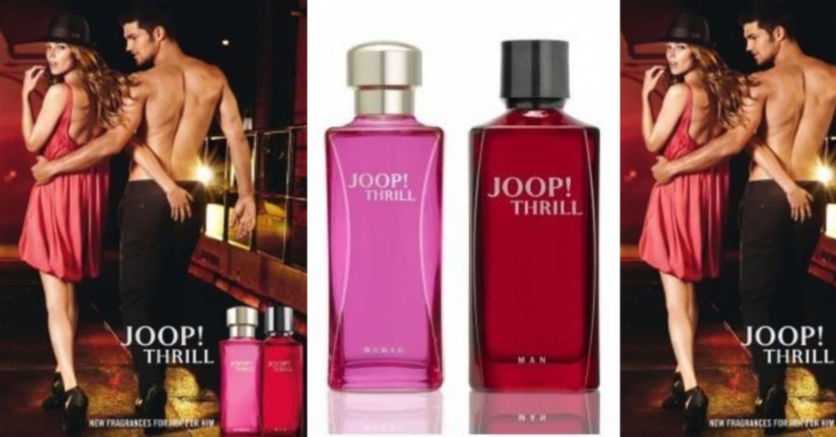 buying now on feet at best supplier Joop! Thrill Woman, Joop Thrill Man – Exciting Duo ~ New ...