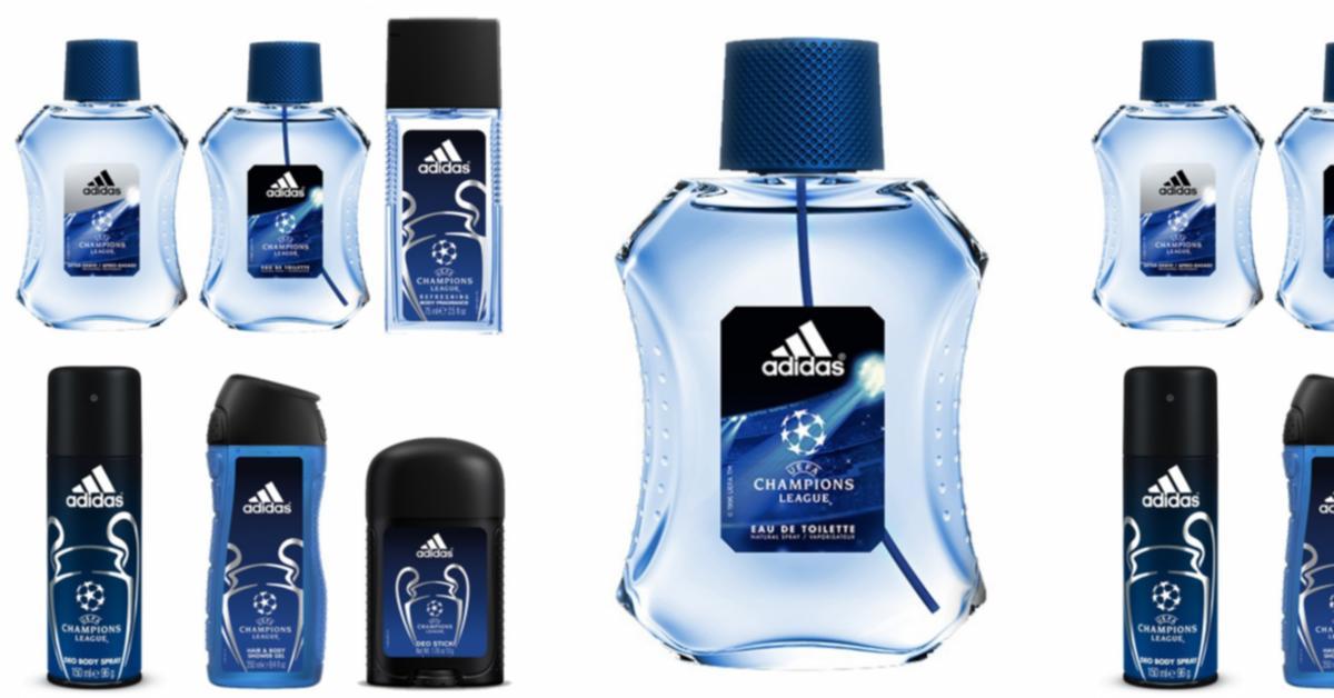 Compulsión Lago taupo Ecología  Adidas UEFA Champions League Edition ~ New Fragrances