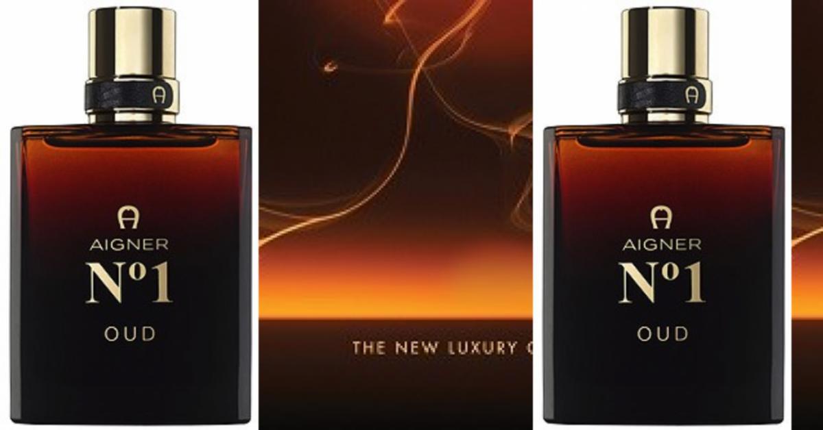 schöner Stil detaillierte Bilder offizielle Fotos Aigner N°1 Oud ~ New Fragrances