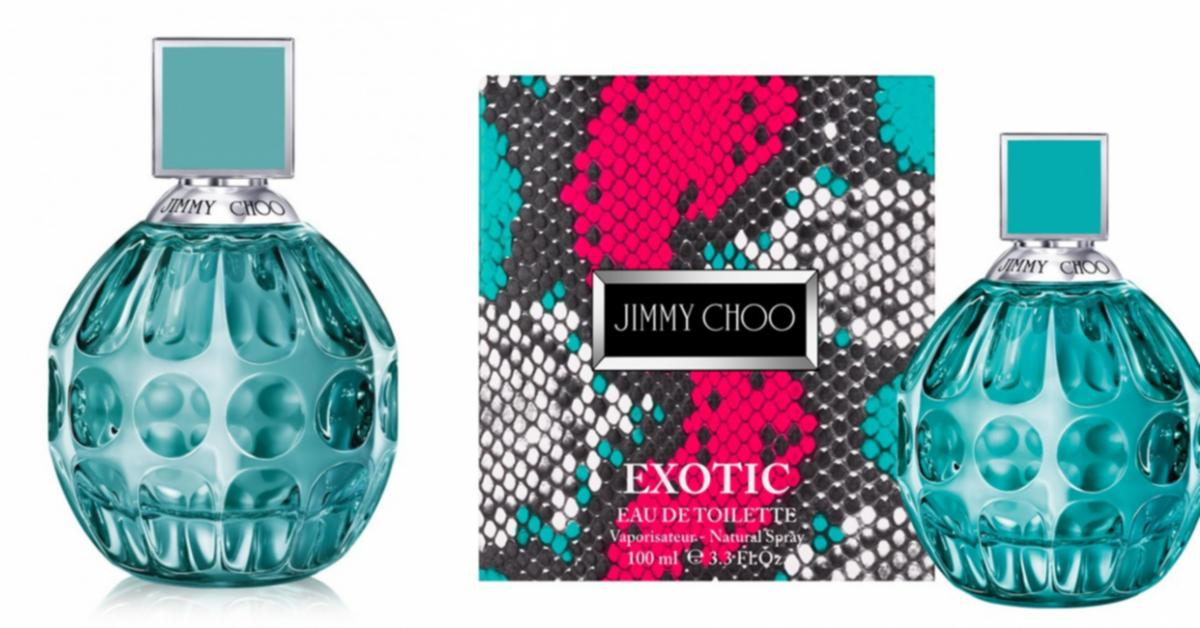 Choo Exotic 2015 Jimmy ~ Fragrances New K1TFlJc