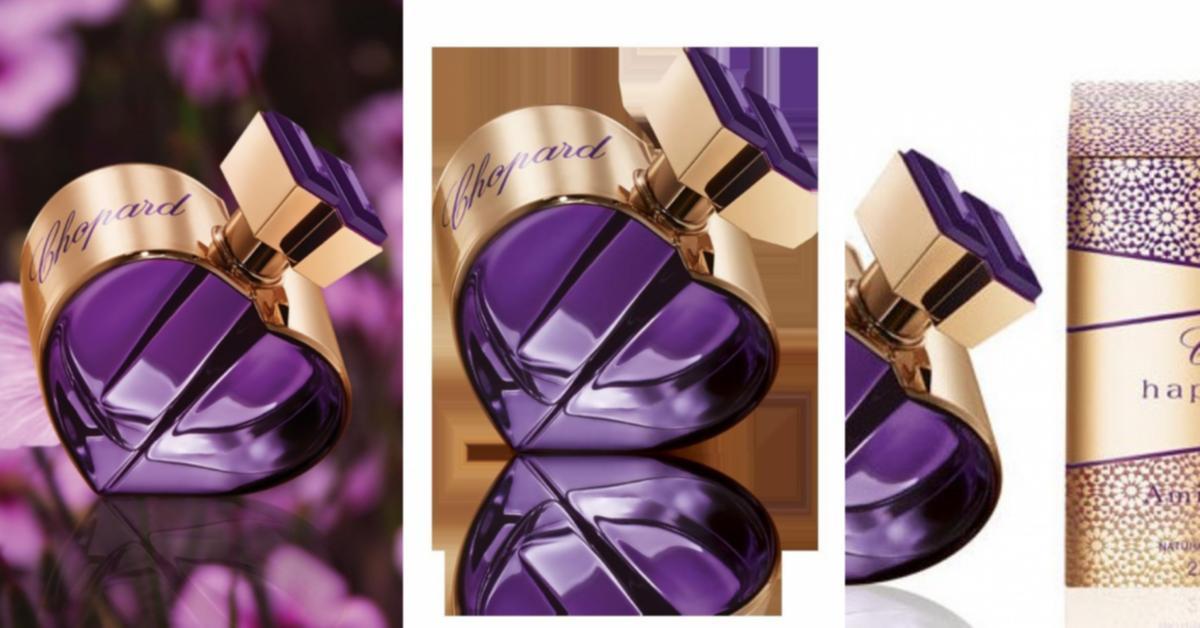 Chopard Happy Spirit Amira Damour New Fragrances