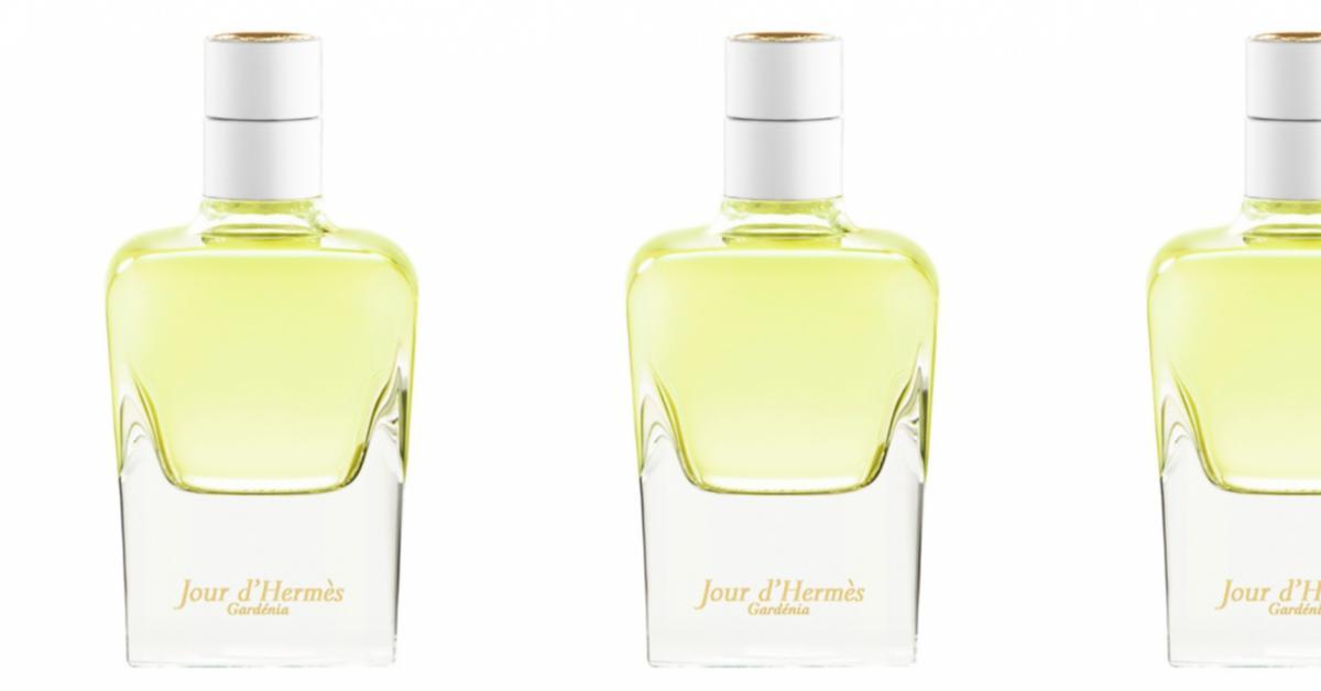 Gardenia New D'hermes ~ Fragrances Hermes Jour xderCBo