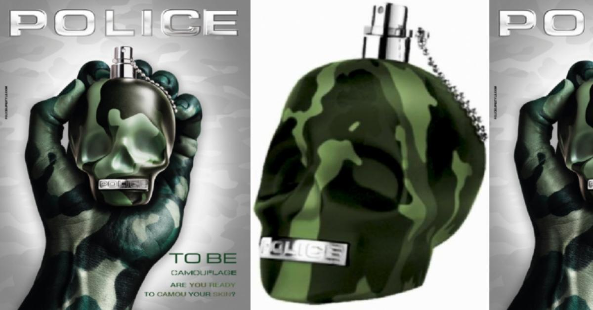 Police To Be Camouflage ~ New Fragrances