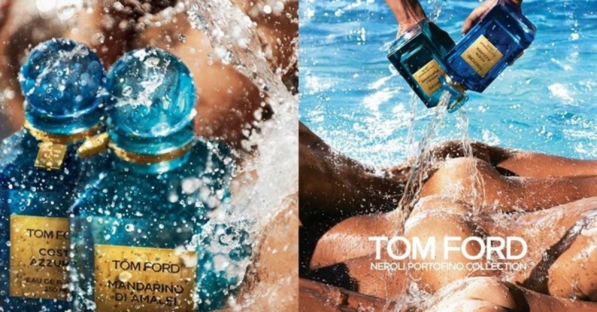 Tom Ford Fleur De Portofino New Fragrances