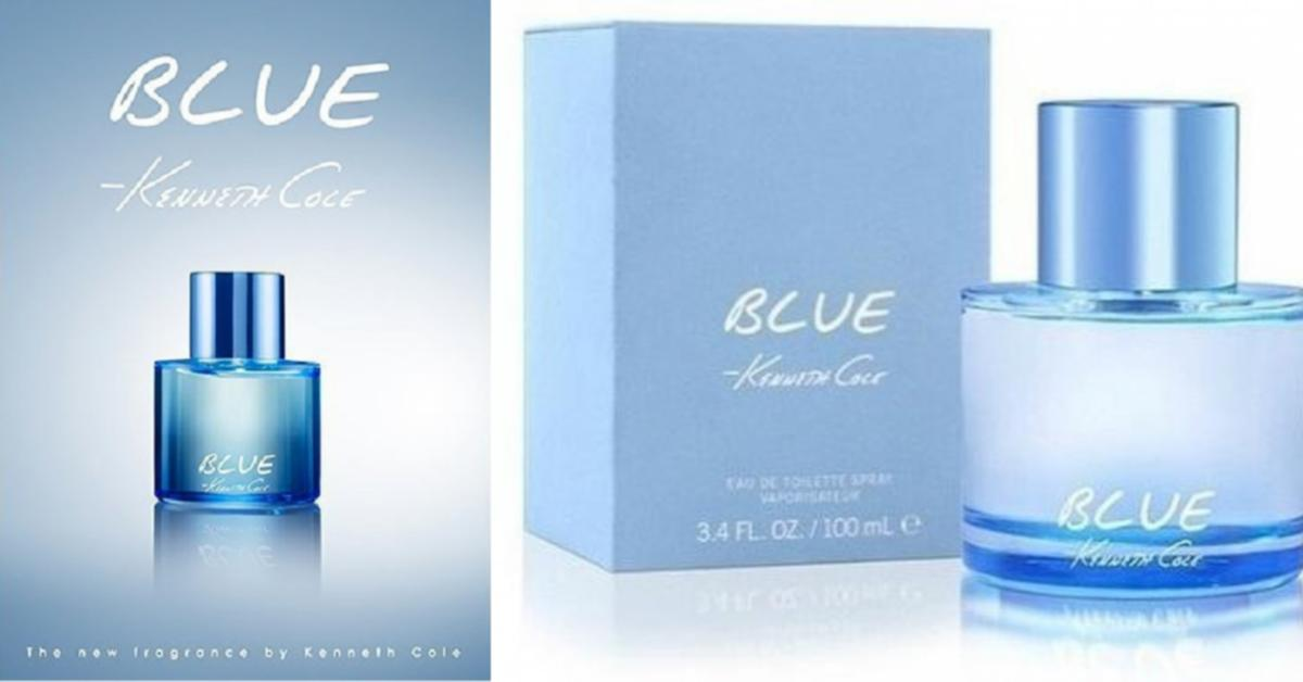 Kenneth Cole Blue New Fragrances